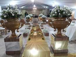 Passarela espelhada dourada , Tapete para Casamentos espelhado , Passadeira Dourada , Passarela de Noiva dourada , Tapete espelhada Dourada , Passarela Douara para Decoração de casamentos