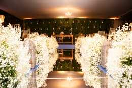 Passarela Espelhada para Casamentos , Passadeira espelhada para Cerimônia , Passarela espelhada de Noiva , Tapete de Espelho para decoração de Casamento ,